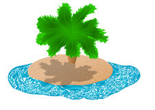 Island Royalty Free Stock Images