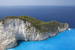 Island paradise. Ionic Sea of Greece Zakynthos Stock Images
