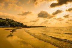 Island paradise. Rocks, sea and sky are beautiful in Thailand Stock Photo