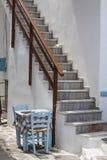 Island of Paros Royalty Free Stock Photos