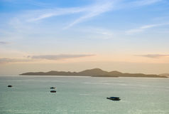 Island of Pattaya,Thailand Stock Photo