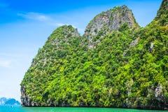 Island Phang Nga, Thailand Stock Photography