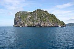 Island. Phi Phi Island in the Andaman Sea Royalty Free Stock Photo