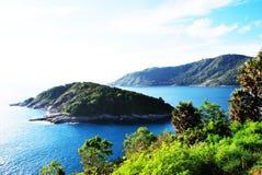 Island in phuket Stock Image