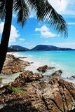 Island in phuket Stock Image
