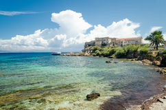 Island of Pianosa, Italy Royalty Free Stock Photos