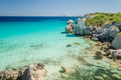 Island of Pianosa, Tuscany, Italy Royalty Free Stock Image