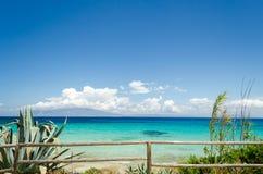 Island of Pianosa, Tuscany royalty free stock image