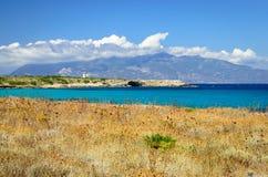 Island of Pianosa, Tuscany, Italy Stock Photography
