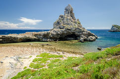 Island of Pianosa, Tuscany, Italy Stock Photo