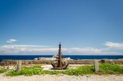 Island of Pianosa, Tuscany, Italy Royalty Free Stock Photos