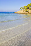 The island of Porquerolles, France Royalty Free Stock Photography