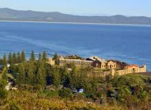 Island Prison. Trial Bay Goal, South West Rocks, Australia Stock Images