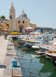 Island of Procida royalty free stock photography