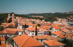 Island of Rab, Croatia Stock Image