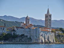 Island of Rab Royalty Free Stock Images