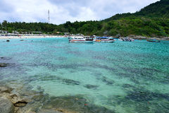 Island Racha, Thailand Royalty Free Stock Photography