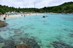 Island Racha, Thailand Royalty Free Stock Photo