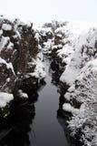 Island-Reise Stockbild