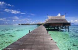 island resort tropical стоковые изображения rf