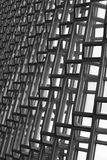 Island. Reykjavik. Harpa Concert Hall. Fassadendetail. Lizenzfreie Stockbilder