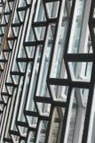 Island. Reykjavik. Harpa Concert Hall. Fassadendetail. Lizenzfreies Stockfoto