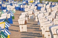 The Beach, Island Rügen Germany Royalty Free Stock Image