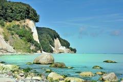 Island ruegen Royalty Free Stock Image