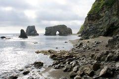island Sakhalin, Russia Royalty Free Stock Photo