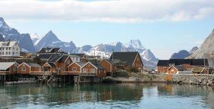 The island   of Sakrisoy Royalty Free Stock Photography
