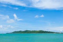 Island samet. Stock Photos