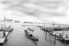 The island of San Giorgio Maggiore, Venice, Ital Stock Images