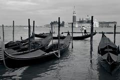 Island of San Giorgio Maggiore in Venice Italy Stock Images