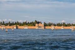 Island of San Michele Stock Photos
