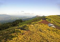 Island of San Miguel, Azores Royalty Free Stock Photography