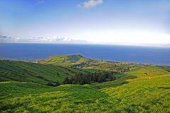 Island of San Miguel, Azores Royalty Free Stock Photos
