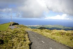 Island of San Miguel, Azores Stock Image