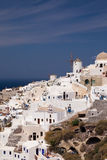 Island Santorini 2 Stock Photography