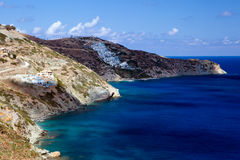 Island Santorini 7 Stock Photography