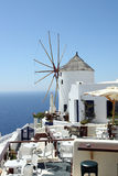 Island Santorini, Greece Royalty Free Stock Photo
