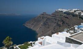 Island of Santorini - Greece Royalty Free Stock Images