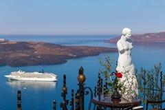 Island of Santorini, Greece Stock Photos
