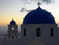 Island of Santorini - Greece Stock Photos