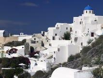 Volcanic Island of Santorini - Greece Royalty Free Stock Photo