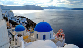 Island of Santorini , Greece Royalty Free Stock Photography
