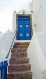 Island of Santorini , Greece Stock Images