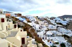 Island of Santorini , Greece Royalty Free Stock Image