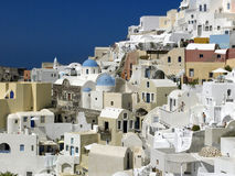Island of Santorini - Greece Stock Photos