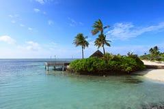 Island scenery Royalty Free Stock Photo