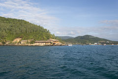 Island scenery of Southeast Asian Royalty Free Stock Photography